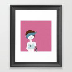 WYHOYS Framed Art Print