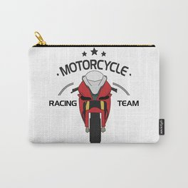 Racing Team Carry-All Pouch