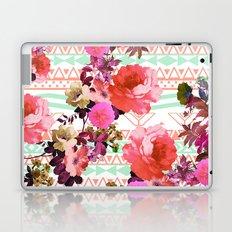 Flower in the Tribe Laptop & iPad Skin
