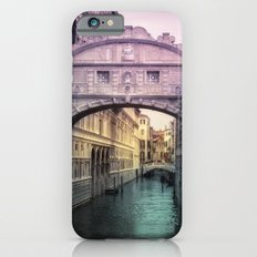 Ponte dei Sospiri | Bridge of Sighs - Venice (colored version) Slim Case iPhone 6s