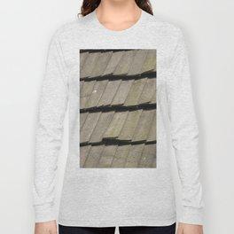 Texture #16 Roof tiles. Long Sleeve T-shirt
