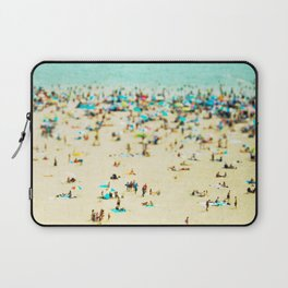 Coney Island Beach Laptop Sleeve