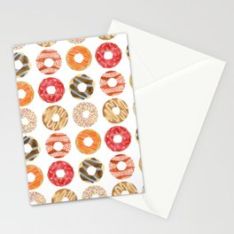 Half Dozen Donuts Stationery Cards