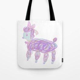Pinkie Bo Sheep Tote Bag