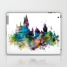 Hogwarts 2 Laptop & iPad Skin