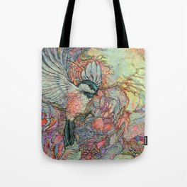 Remembering Delight Tote Bag