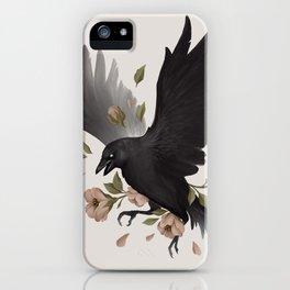 Caw iPhone Case