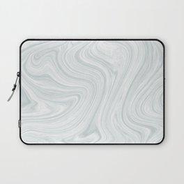 marbled silt Laptop Sleeve