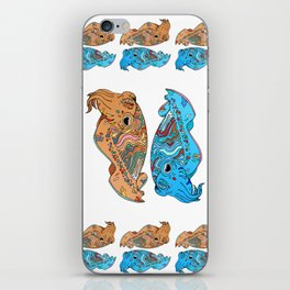 Cuttlefish iPhone Skin