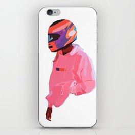 Frank Nascar iPhone Skin