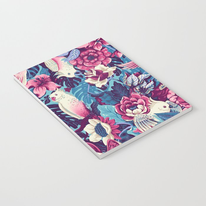 Florida Tapestry Notebook