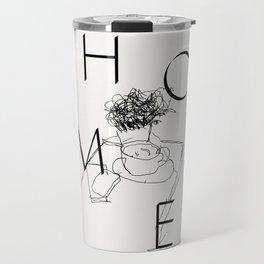 H O M E Travel Mug
