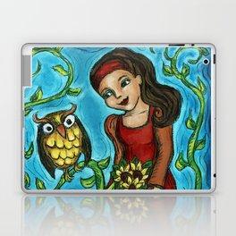 Wisdom Seeker Laptop & iPad Skin