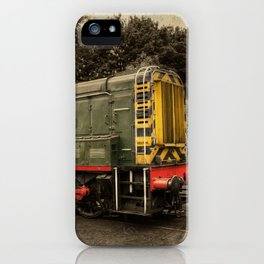 Severn Valley Gronk iPhone Case