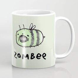 Zombee Coffee Mug