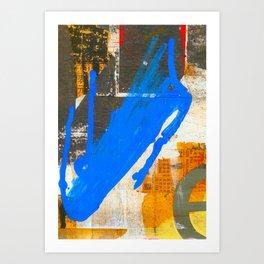 Tholure Art Print