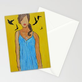 your imperfections are perfect to me... Stationery Cards