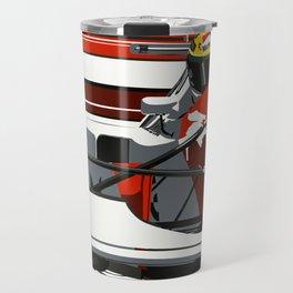 AYRTON SENNA- MONACO GRAND PRIX Travel Mug