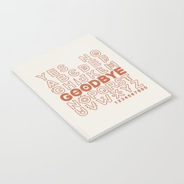 Plastic Bag Ouija Board Notebook
