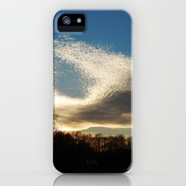 Get outside! iPhone Case