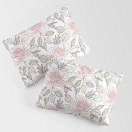 Pink power Pillow Sham