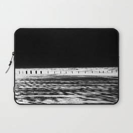 The Out-going Tide Laptop Sleeve