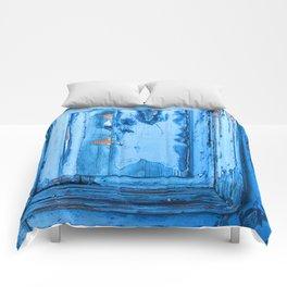 The Blue Door Comforters