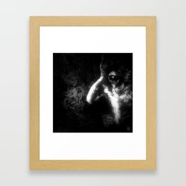 Look Forward Framed Art Print