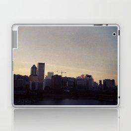 Portland at Dusk Laptop & iPad Skin