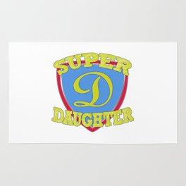 Super Daughter Rug