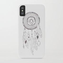 music catcher iPhone Case