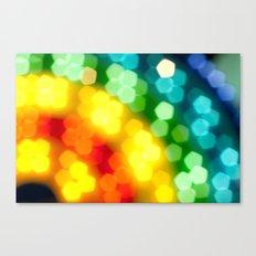 Rainbow! Canvas Print