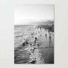 Summer Melody Canvas Print