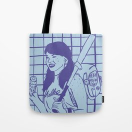 Chillie Tote Bag