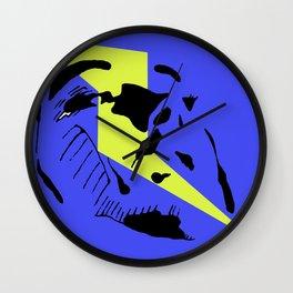 Nun Shock Wall Clock