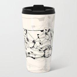 Here To Stay Travel Mug
