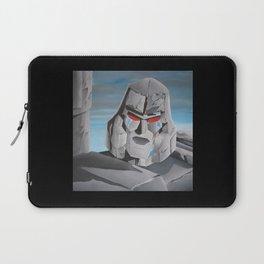 Transformers Megatron G1: It's Over Prime! Laptop Sleeve