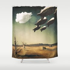 First Hope Shower Curtain