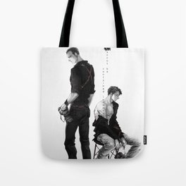 Cherik: Cannot be Contained in Words Tote Bag