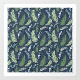 Palm Art Print