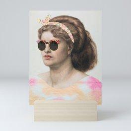 Frozen in time Mini Art Print