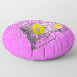 MECHANICAL MIND Floor Pillow
