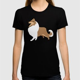 Collie Dog T-shirt