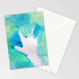 Child Echoes Stationery Cards