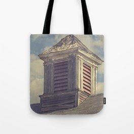 Barn Cupolas Tote Bag