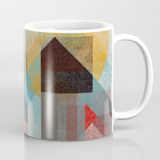 Over mountains Coffee Mug