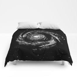 Dark Spiral Comforters