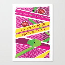 Hover board Canvas Print