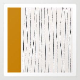 Coit Pattern 8 Art Print