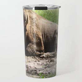 Don't You Buffalo Me Travel Mug